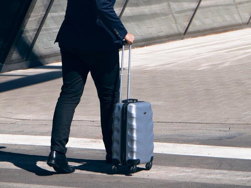 męskie torby na wyjazd służbowy