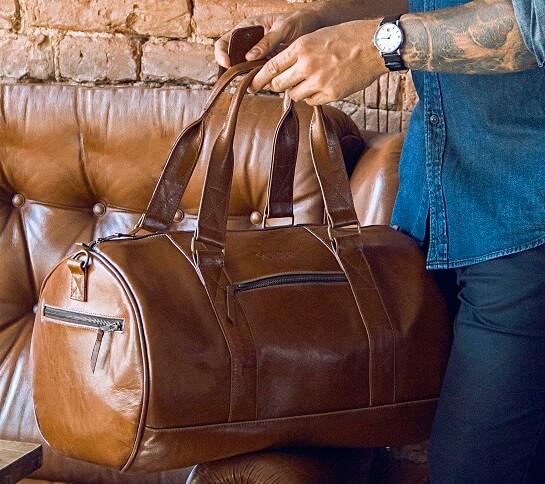 męskie torby weekendowe