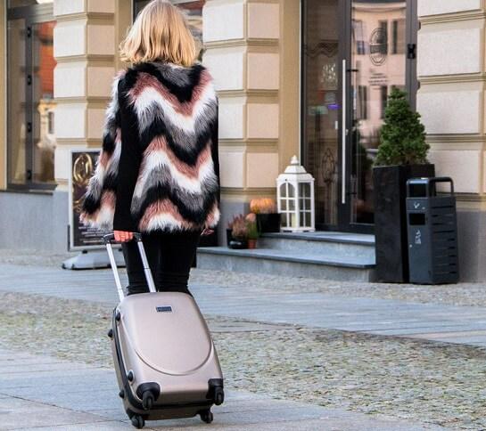 walizki na wyjazd