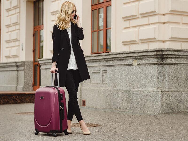 walizki na wyjazd solier