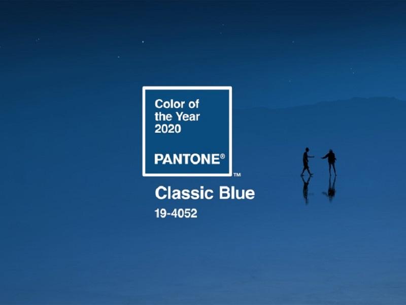classic blue, kolor roku 2020 pantone
