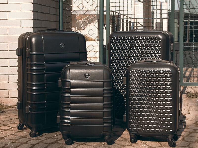 zestawy walizek marki solier