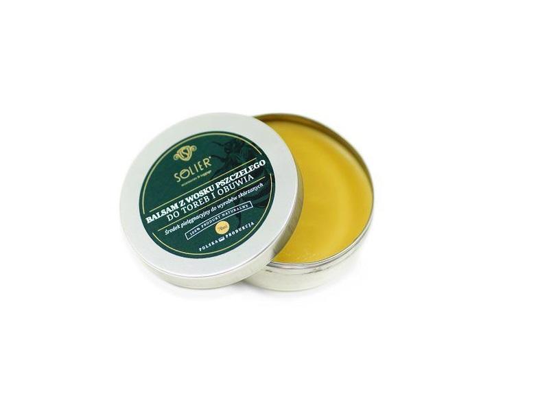 balsam z wosku pszczelego